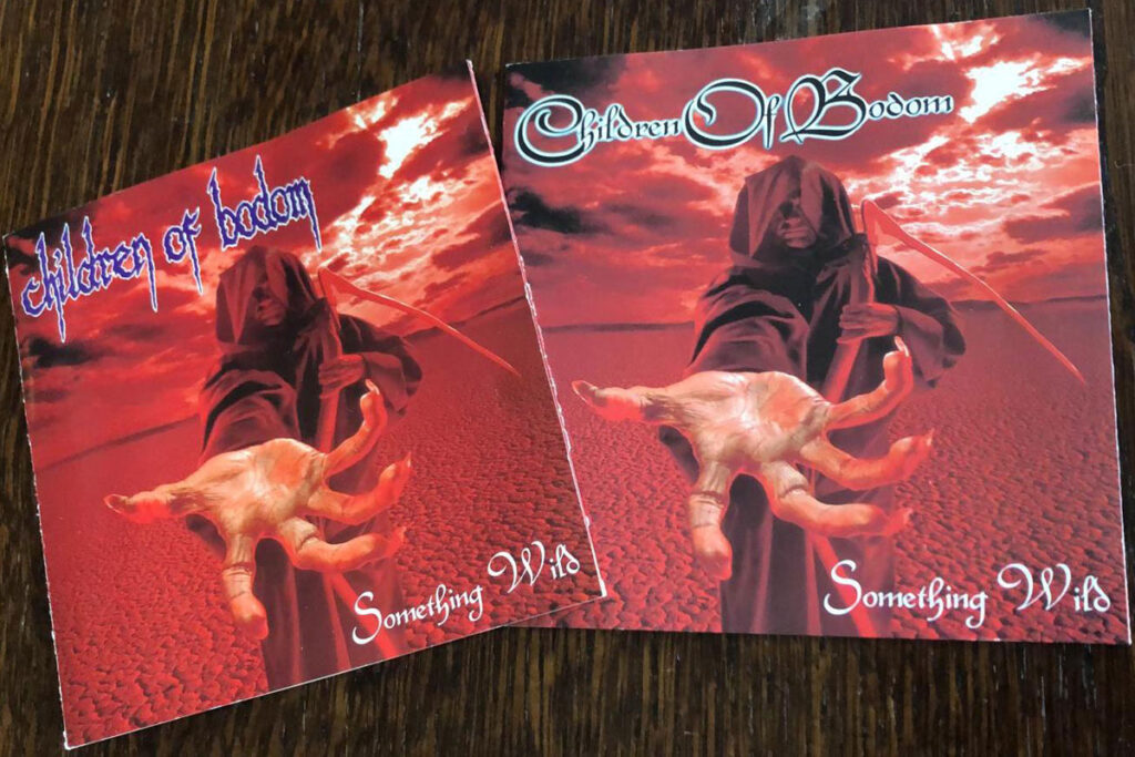 Children of Bodom - Something Wild