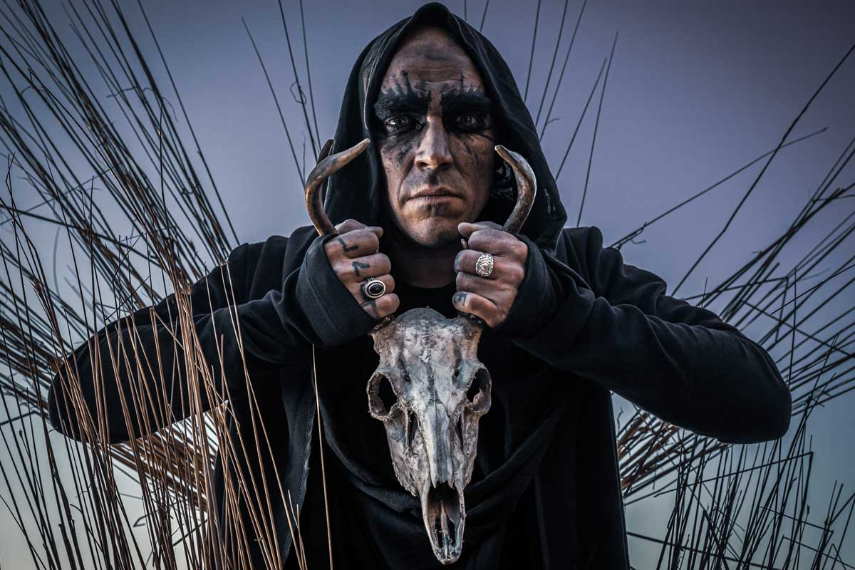"""CVLT OV THE SVN Releases """"We Are The Dragon"""" From Upcoming Album"""