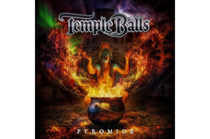 Temple Balls - Pyromide